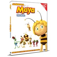 DVD Albinuta Maya, Filmul