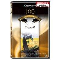 DVD 100 cele mai mari descoperiri - Medicina