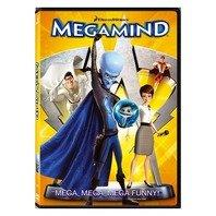 DVD MEGAMIND