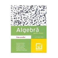Memorator de algebra liceu