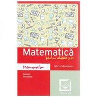 Memorator de matematica 5-8, 2016