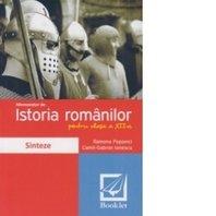 Memorator istoria romanilor cls 12, 2016
