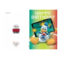 Mickey Mouse Felicitare (4)