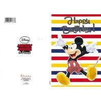 Mickey Mouse Felicitare (6)