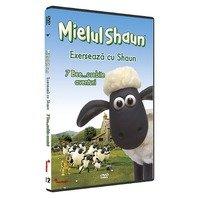 DVD Mielul Shaun, Exerseaza cu Shaun