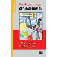 Minidictionar vizual german-român