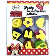 Minnie Set stampile, 12 culori