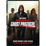 DVD Misiune imposibila: Ghost Protocol