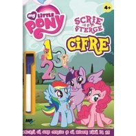 My Little Pony Scrie si sterge cifre