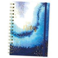 Notebook A5 cu spirala Op