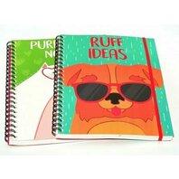 Notebook cu spirala A4 Pets
