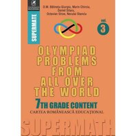 Olympiad Problems from all over the World 7th Grade Content vol.3