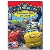 DVD Pachet Chuggington 1 - S-alunecam pe sine