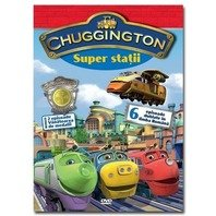 DVD Pachet Chuggington 2 - Super statii