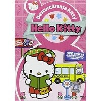 DVD Pachet Hello Kitty 1 - Descurcareata Kitty