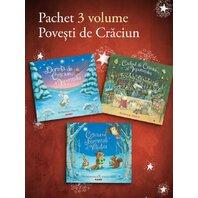 Pachet Povesti de Craciun 3 vol.