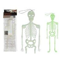 Paianjen din schelet glow in the dark, 30cm