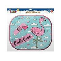 Parasolar copii 2 buc in set Flamingo Fabulos