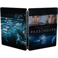 Pasagerii - Blu-Ray 2 Disc  (3D+2D) (Steelbook editie limitata)