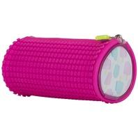Penar Pixie roz neon, tubular