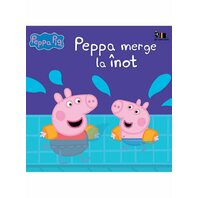 PEPPA PIG:  PEPPA merge la inot
