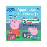 PEPPA PIG:  PEPPA pleaca in vacanta
