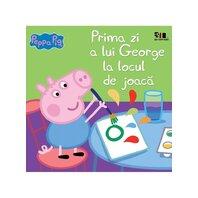 PEPPA PIG: Prima zi a lui George la locul de joaca