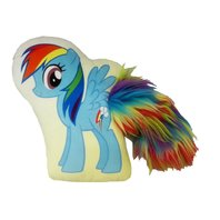 Perna My Little Pony Rainbow Dash Plus 30 cm