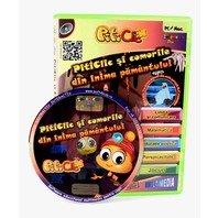 DVD PitiClic si comorile din inima Pamantului