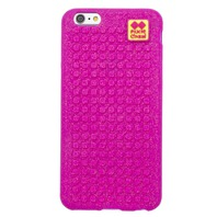 Husa Pixie Iphone 6 roz glitter