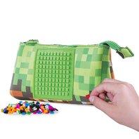 Pixie Portofel Minecraft Verde