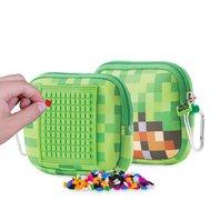 Pixie Pouch Minecraft verde