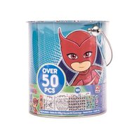 PJ Masks - Set creativ in cutie metalica