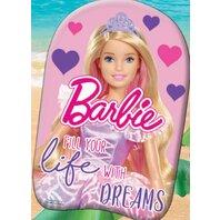 Placa de inot Barbie Dreams