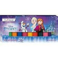 Plastilina Frozen 12 culori