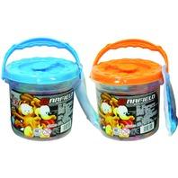 Plastilina Garfield 12 culori + forme