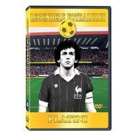 DVD Legendele fotbalului: Platini