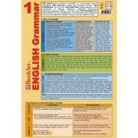 Pliant Booklet s English Grammar 1