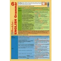 Pliant Booklet s English Grammar 6