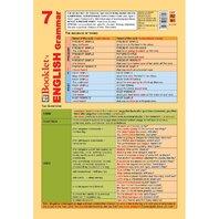 Pliant Booklet s English Grammar 7