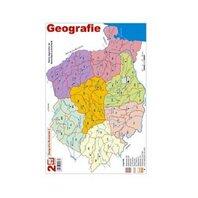 Pliant Geografia Romaniei 2- HARTA ECONOMICA