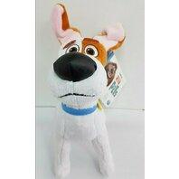 Plus Max din animatia Singuri acasa / Secret Life of Pets (15 cm)