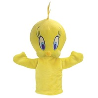 Marioneta de Plus Warner Bros Tweety, 24 cm