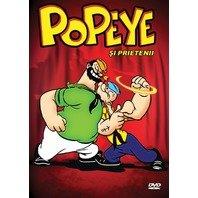 DVD Popeye marinarul si prietenii