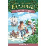 COMOARA PIRATILOR. PORTALUL MAGIC NR. 4. ED. 3