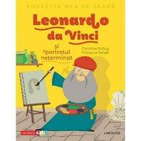 Povestea mea de sear?: Leonardo da Vinci ?i portretul neterminat