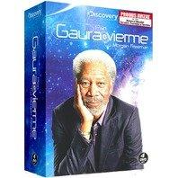 Prin Gaura de Vierme cu Morgan Freeman, Colectie 4 DVD-uri