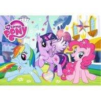 Protectie  birou My Little Pony, 38 x 55 cm