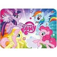Protectie My Little Pony birou A3