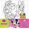 Puzzle de colorat Minnie